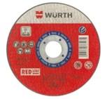 WURTH 0669111250 Отрезной круг по металлу 125*1