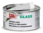 SOLL Шпатлевка GLASS со Стекловолокном 1,8кг