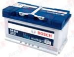 BOSCH S4 80Ah 740A евр 580406074 (315x175x175)