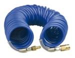 HOREX AUTO EUC 12*8 20 Пневмошланг спиральный 12x8мм, 20м, арт. EUC 12*8 20 blue