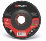 WURTH 0578925Z60 Диск лепестковый Optimum, 125 мм, P60