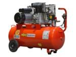 HDC Компрессор HD-A071 (396 л/мин. 10 атм. ременной. масляный, ресив. 70 л, 220 В, 2.20 кВт)