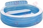 INTEX Надувной бассейн с сиденьем Семейный, 224х216х76 см, (от 3 лет)