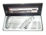 Forsage 5161 Набор ключей комбинированных 16пр. (6-24мм) в кейсе