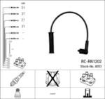 NGK RC-RN1202 (4053) DACIA Sandero 1.4-1.6i 08- к-т проводов