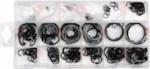 YATO YT-06881 Набор стопорных колец внутренних 300 шт: R-01 - R-09, R-11 - R-19