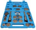 AE&T TA-B1013 Инструмент сведения тормозных цилиндров (21 предметов)