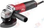 WORTEX Одноручная углошлифмашина AG 1209 в кор. (900 Вт, диск 125х22 мм, пылезащита, шариковые подшипники)