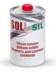SOLL Жидкость SIL для удаления силикона 1л
