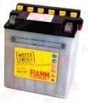 FIAMM 14Ah (FB14L-B2) moto сух. (136x91x168)