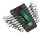 TOPTUL Набор ключей рожк. 6-22мм на клипсе 8шт (GAAC0802)