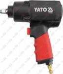 YATO YT-0953_Пневмогайковерт ударный, 1/2 inch, 1356 Нм, 480 л/мин, композитный корпус, 6.3 бар, 10000 об