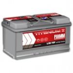 FIAMM TITANIUM PRO 75Ah 730A (278x175x175)