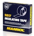 MANNOL 9817 Изолента матерчатая, черная 19мм х 10м