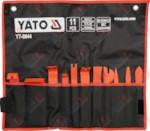 YATO YT-0844 Набор съемников обивки 11 пр, на полотне