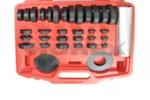 HOREX AUTO HZ 25.1.055 Набор для установки и снятия подшипников, 37 предметов