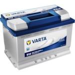VARTA Blue Dynamic 74Ah 680A (L+) (278x175x190)
