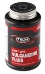 TECH 760BKI Вулканизирующая жидкость прозрачная (клей) VULCANIZING FLUID 235мл