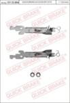 QUICK BRAKE 10153004 FIAT Tempra. RENAULT Clio -05 BENDIX