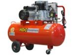 HDC HD-A101 Компрессор (396 л/мин, 10 атм, поршневой, масляный, ресив. 100 л, 220 В, 2.20 кВт)