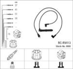 NGK RC-RV413 (0888) ROVER 200 1.4i 95- к-т проводов