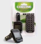 CARLINE CP001 Автомобильный FM модулятор
