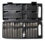 Forsage F-4401C Набор бит с битодержателями 40пр. (10мм)(75/30мм:T20-T55,H4-H12,M5-M12) в пластиковом кейсе