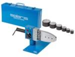 SOLARIS Сварочный аппарат для полимерных труб PW-1002 (1000 Вт, 6 насадок: 20, 25, 32, 40, 50, 63 мм)